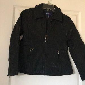Jackets & Blazers - Limited too black jackets